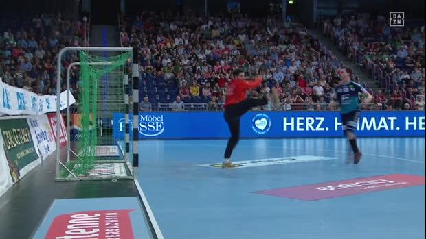 EHF Cup: Hannover - Füchse Berlin | DAZN Highlights