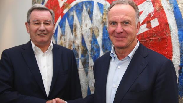 Rummenigge verlängert! Bis 2019 Bayern-Boss