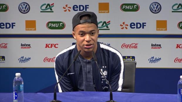 Monaco - Mbappé - 'Il faut encourager Sidibé'