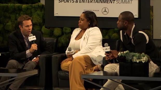 Basket : NBA - Bulls - Wade - ''J'ai grandi en tant que fan des Bulls''
