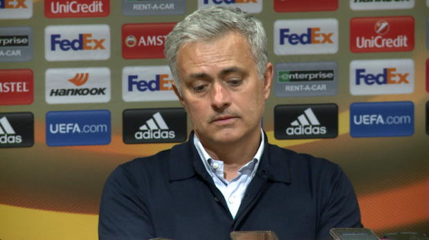 Mourinho will CL-Qualifikation durch EL-Sieg