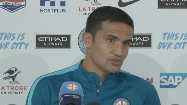 Cahill: Glory game like playing FIFA