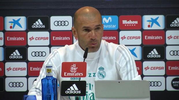 1ère j. - Zidane - 'Remporter la Liga a été ma plus grande émotion'