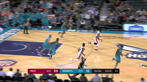 Block of the Night: Dwight Howard