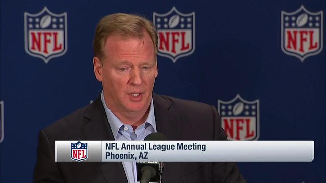 Commissioner Roger Goodell: NFL will help players avoid distractions in Las Vegas