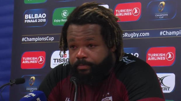 RCT - Bastareaud - 'Il faut faire attention'