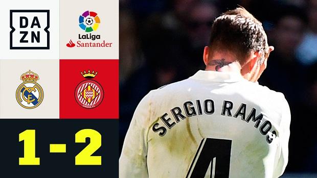LaLiga: Real Madrid - Girona | DAZN Highlights