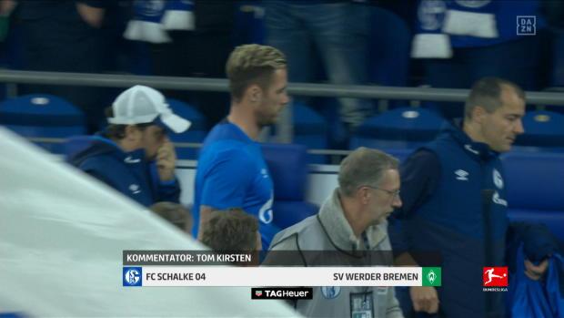 Bundesliga: FC Schalke 04 - SV Werder Bremen | DAZN Highlights