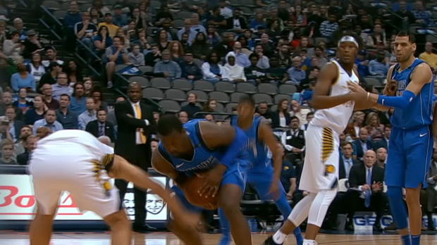 Steal of the Night: Harrison Barnes