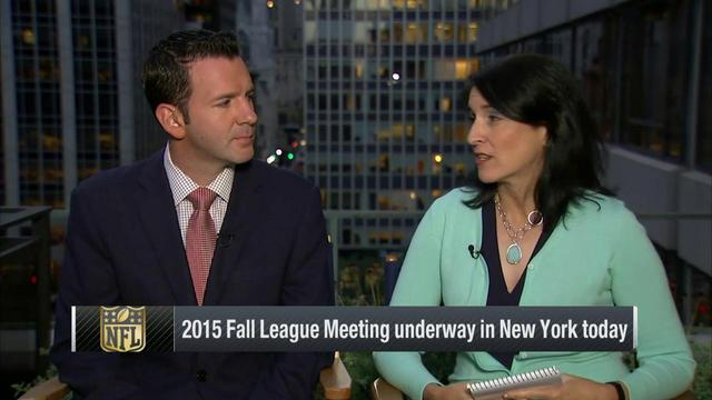 Owners talk LA teams, international series at fall meeting
