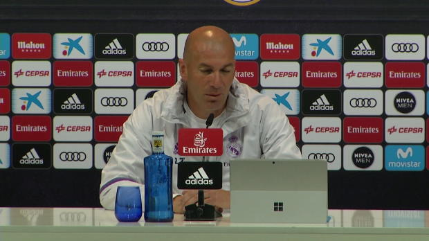 Ballon d'Or: Zidane plädiert pro Ronaldo