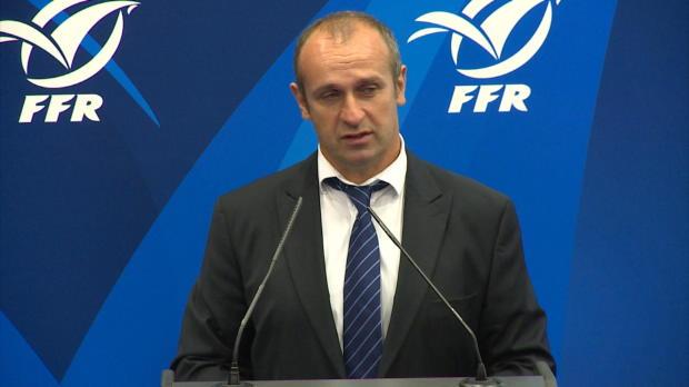 XV de France - PSA - 'Faire un groupe c'est une 2e famille