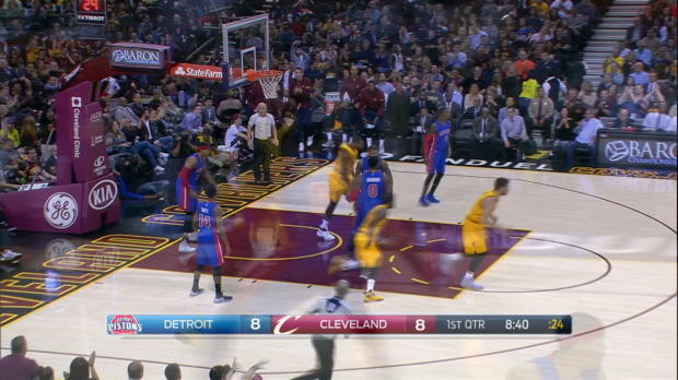 Assist of the Night - Kyrie Irving