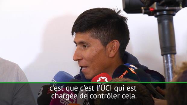 Dopage - Valverde et Quitana jugent le statut de Froome