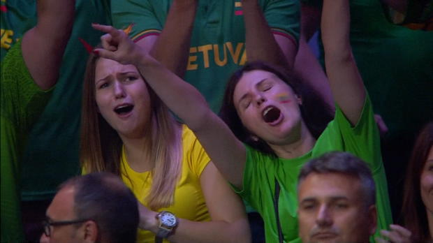 Best of Lithuania - FIBA EuroBasket 2015