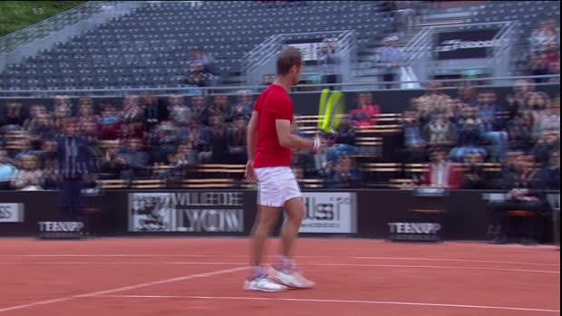 Tennis : OL - Gasquet vient difficilement à bout de Janvier