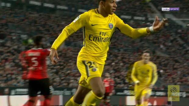 Neymar erwidert Gefallen: Mbappe mit dem 2:0