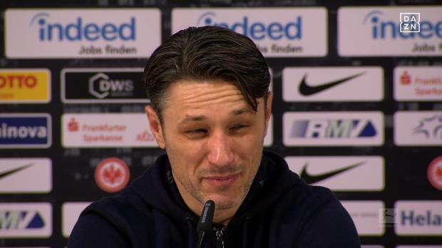 """Kovac scherzt: """"Haben gute Einäugige gekauft"""""""