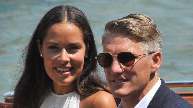 Ja! Schweinsteiger heiratet Ivanovic in Venedig