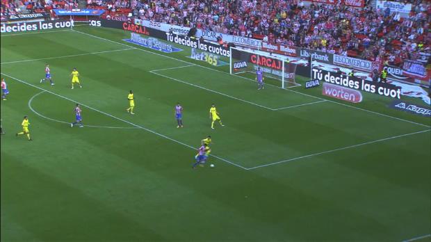 LaLiga Round 38: Sporting Gijon 2-0 Villareal