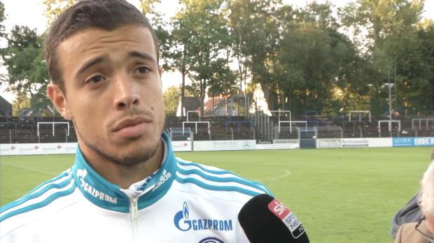 """Di Santo: """"Will mit Schalke Titel holen"""""""