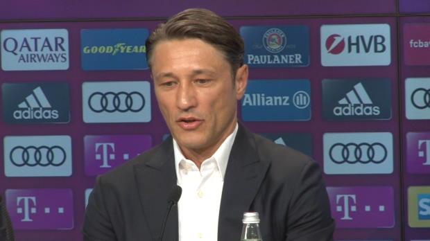Schweres Erbe: Kovacs Ziele mit den Bayern