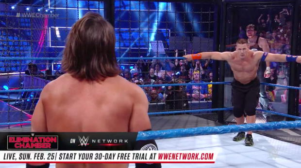 WWE Title Elimination Chamber Match: Elimination Chamber 2017 (Full match - WWE Network Exclusive)