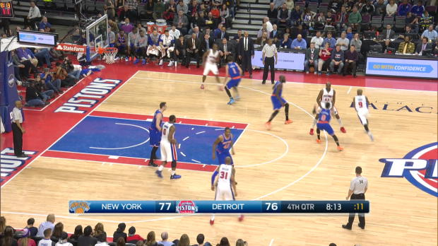 Detroit Pistons Top 10 Plays of the 2014-15 Season