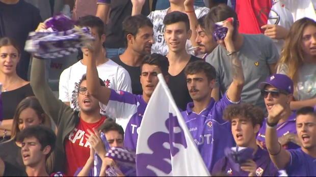 Serie A: Florenz - Udinese | DAZN Highlights