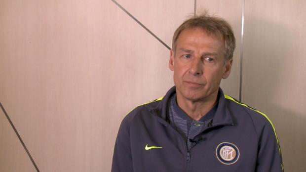 """Klinsmann: """"Hoffentlich bleibt Wenger Trainer"""""""