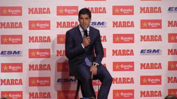 """Suarez: """"Karriere in Barcelona beenden"""""""