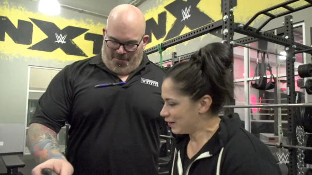 "NXT recruit and ""genetic beast"" Bianca Blair challenges SmackDown LIVE Superstar"