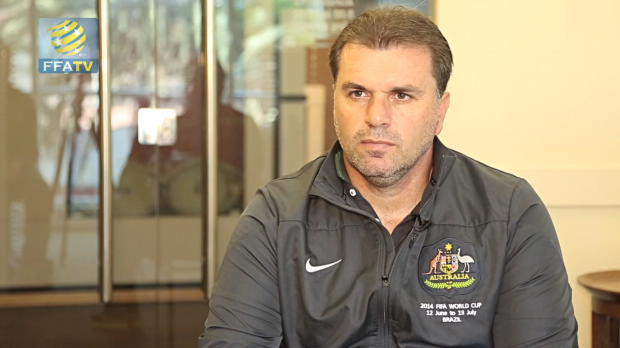 FFA TV | Exclusive: Ange previews Spain clash