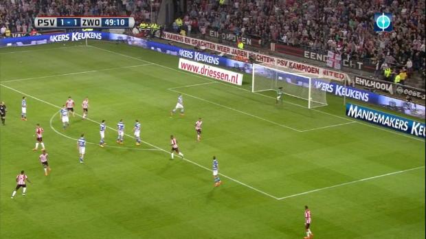 PSV-Star Brenet packt den Hammer aus