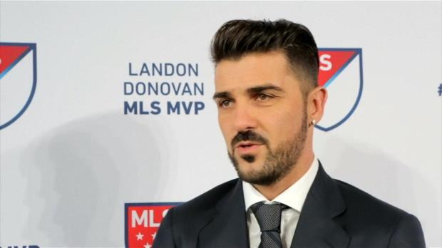 """Villa: """"Es uno de los días más importantes de mi carrera"""""""