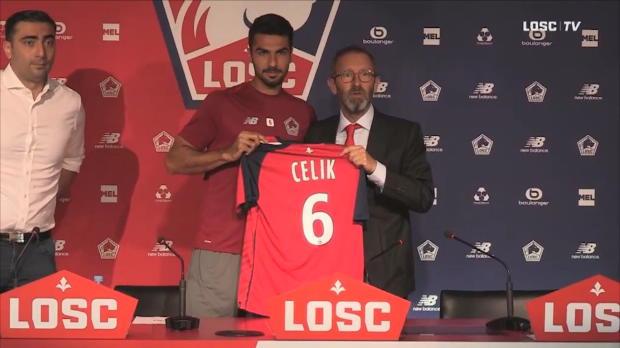 LOSC - Ingla - 'Çelik, un profil très interessant'