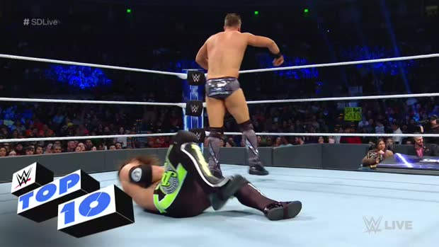 fc8d2a4c3 Video  Top 10 SmackDown Live moments  WWE Top 10