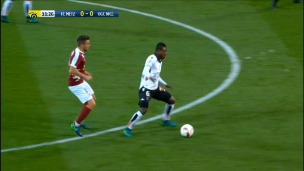كرة قدم: الدوري الفرنسي: ميتز 2-4 نيس
