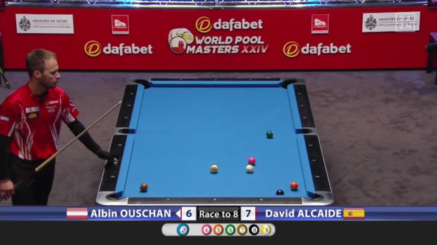 World Pool Masters - Tag 3 Abend-Session