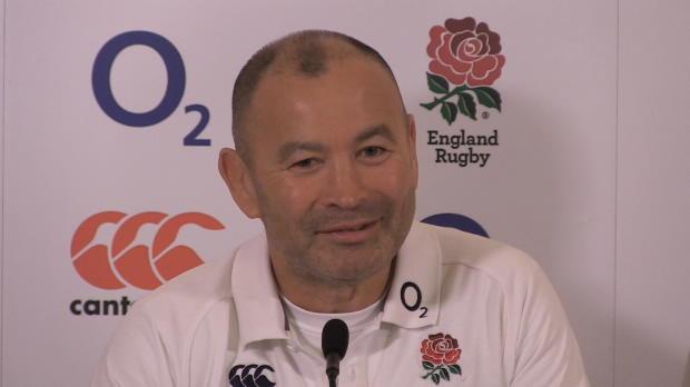Angleterre - Jones - 'Nous sommes sous pression'