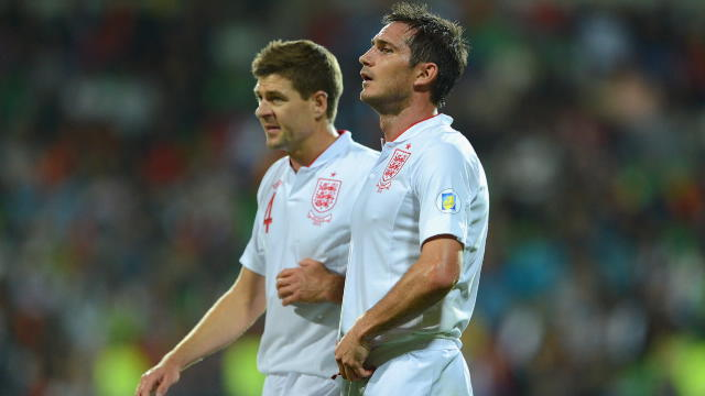 Lampard and Gerrard could become England managers - Southgate Thumbnail