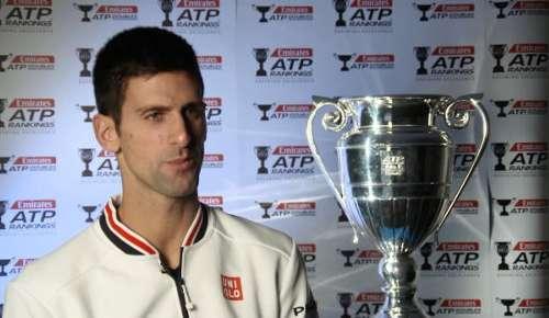 Djokovic Interview: ATP London RR
