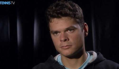 Raonic Interview: ATP Beijing Preview