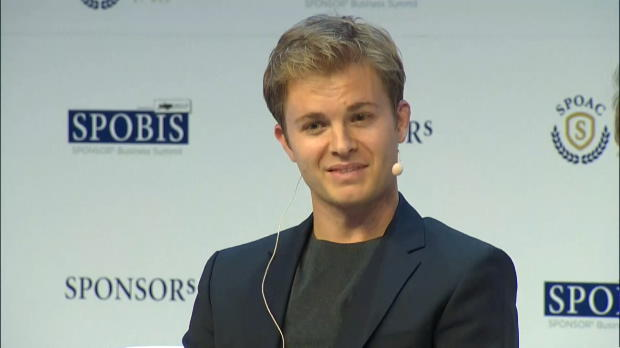 """F1: Rosberg: """"Schumacher hat mich inspiriert"""""""