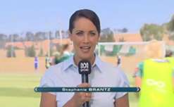 The Wanderers host the Sky Blues in the ABC live W-League Sunday match.