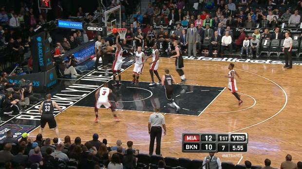 2014-15 Brooklyn Nets Top 10