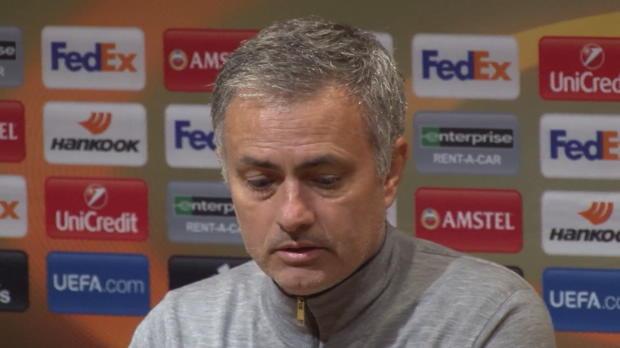 """Mourinho: """"Hatten gewissen Extra-Druck"""""""