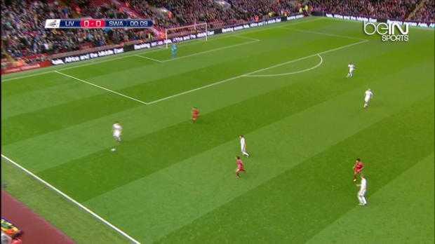 League Cup : Liverpool 2-1 Swansea