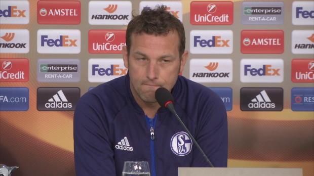 """Weinzierl vor Ajax: """"Sind klarer Außenseiter"""""""
