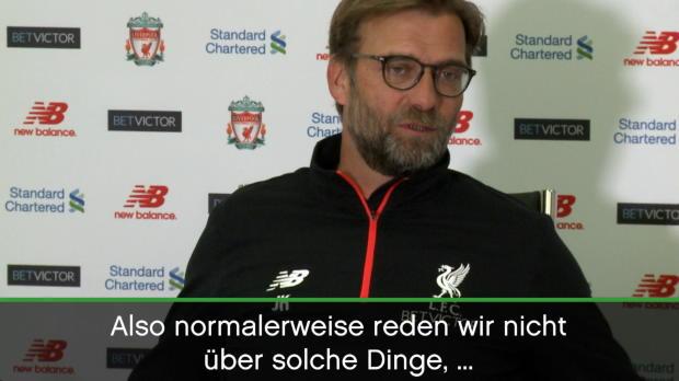 Kommt Joe Hart zu Liverpool? Das sagt Klopp